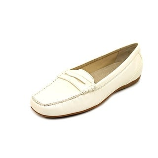 Trotters Francie N/S Square Toe Leather Loafer