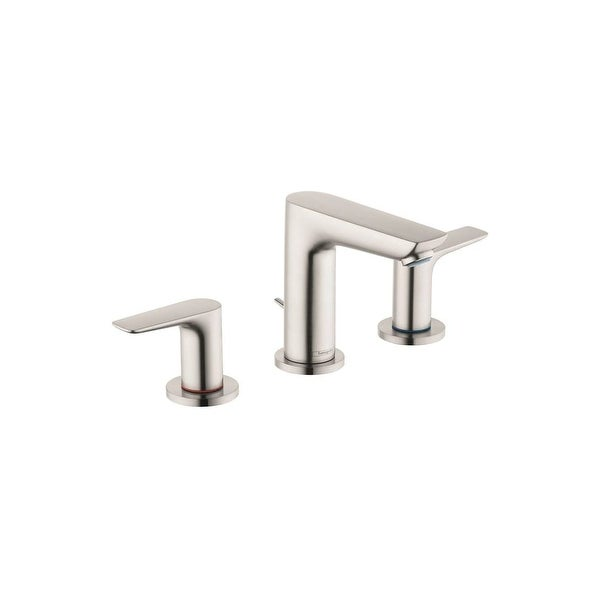 Shop Hansgrohe 71733 Talis E 1 2 Gpm Widespread Bathroom Faucet With