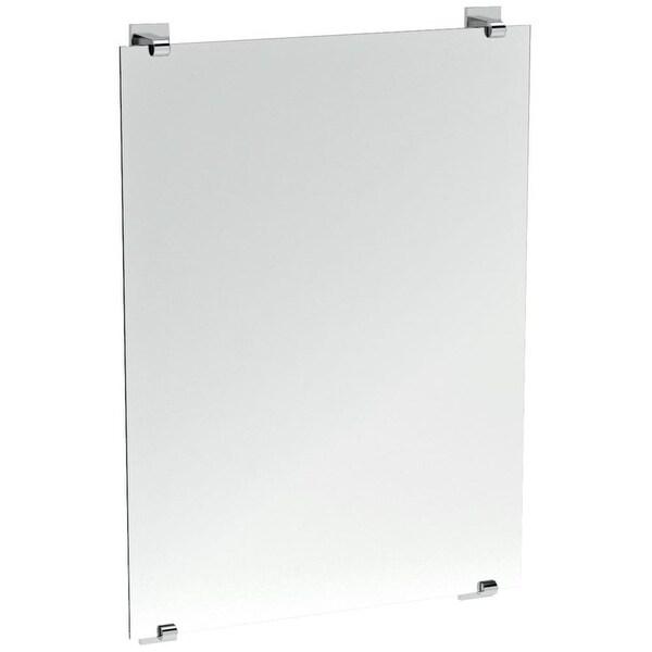 Gatco 159 Elevate Frameless Rectangular Bathroom Mirror N A