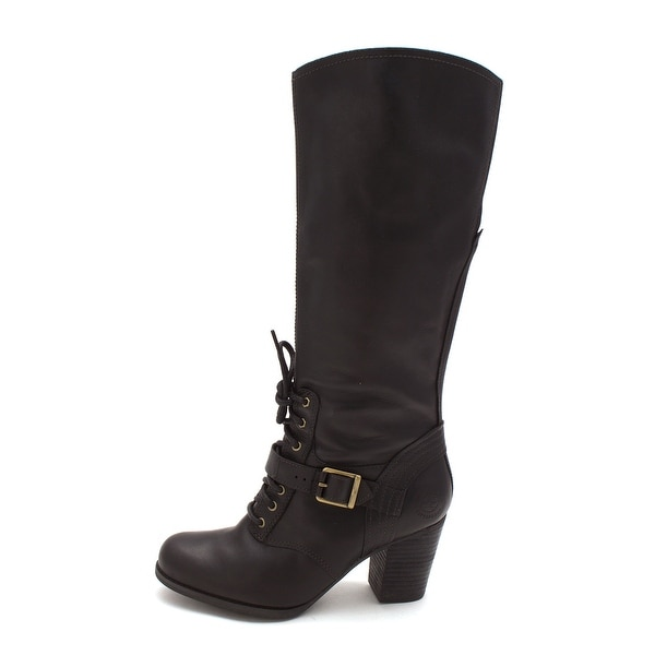 fd4aec9ca370 Timberland Womens Whitmore Closed Toe Knee High Fashion Boots - 8. Click to  Zoom