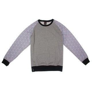 Enyce Mens Fleece Crew Neck Sweatshirt