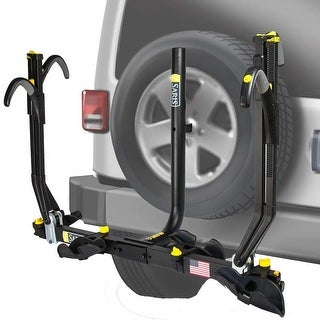 Saris Freedom Superclamp Spare Tire 2-Bicycle Rack Black