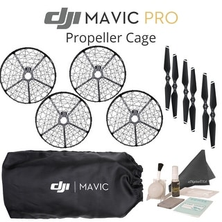 Link to DJI Propeller Cage for Mavic Pro Quadcopter, CP.PT.000592, +3 Sets of Similar Items in Digital Cameras