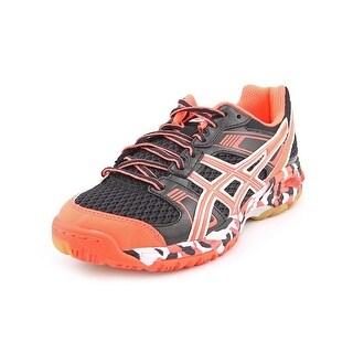 Asics Gel-Volleycross 3 Women Round Toe Synthetic Orange Sneakers
