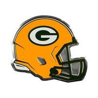 Green Bay Packers Helmet Emblem  NFL Aaron Rodgers