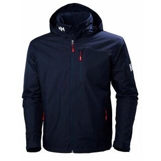 Helly Hansen Mens Crew Hooded Midlayer Jacket