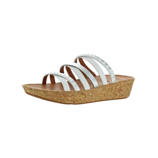 44492e623d4c Shop Fitflop Womens Linny SL Slide Sandals Strappy - Free Shipping ...