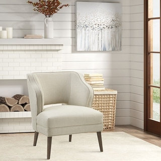 Link to Madison Park Embry Open Back Accent Chair Similar Items in Living Room Chairs