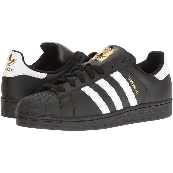 adidas superstar black white shell toe