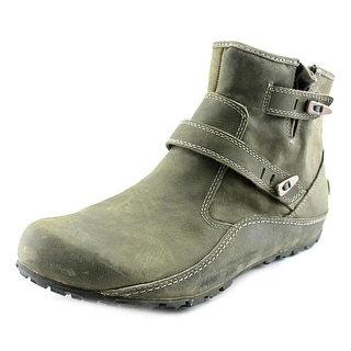 Merrell Haven Duo Waterproof Round Toe Synthetic Ankle Boot
