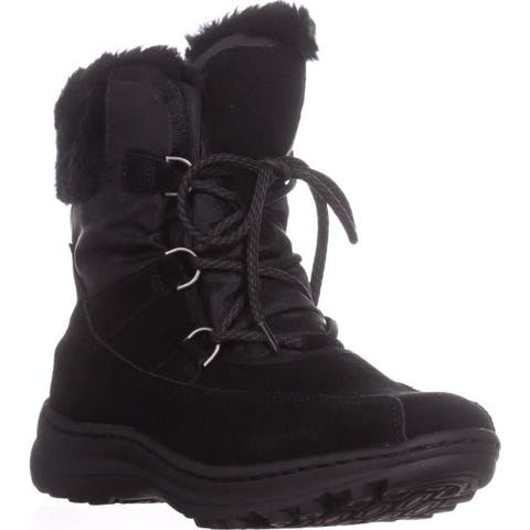 BareTraps Aero Cold-Weather Boots, Black