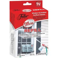 As Seen On Tv Fuller Brush Co. Full Crystal Cleaner Refill-