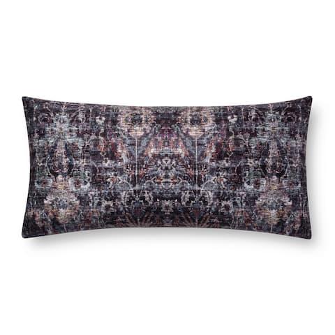 Alexander Home Royal Moroccan Floral Throw Pillow