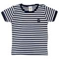 Pulla Bulla Toddler Striped T-shirt for ages 1-3 years - Thumbnail 0
