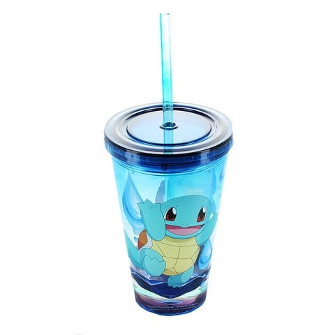 Pokemon Squirtle 16oz Carnival Cup - Multi