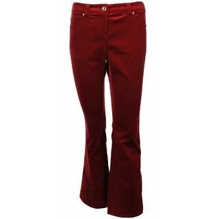Sutton Studio Women's Bootcut Velvet Jeans|https://ak1.ostkcdn.com/images/products/is/images/direct/8e3d2ced8c1ce0509804ec7f082c52c43a1980fc/Sutton-Studio-Women%27s-Bootcut-Velvet-Jeans.jpg?_ostk_perf_=percv&impolicy=medium