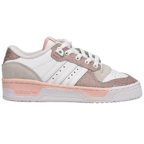 adidas Rivalry Low Lace Up Womens Sneakers Shoes Casual -