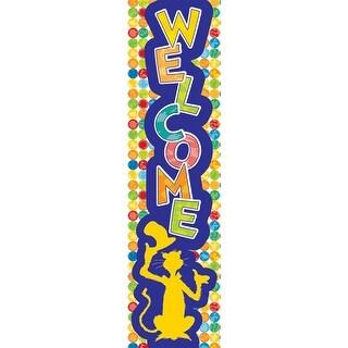 Dr Seuss Spot Seuss Welcome Banner Vertical