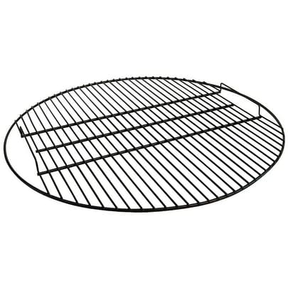 Sunnydaze Black Fire Pit Cooking Grate for Grilling, 19 Inch Diameter - Shop Sunnydaze Black Fire Pit Cooking Grate For Grilling, 19 Inch