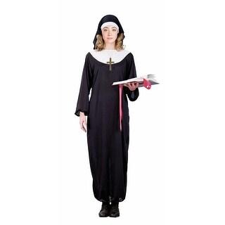 Biblical Times Nun Adult Costume Kit