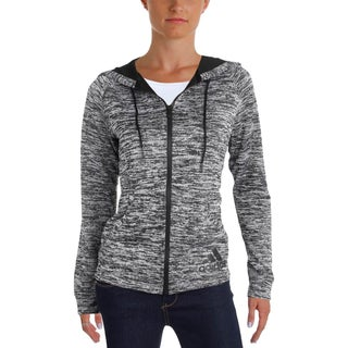 Adidas Womens Hoodie Space-Dyed Running
