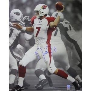 Matt Leinart signed Arizona Cardinals 16x20 Photo- Leinart Hologram