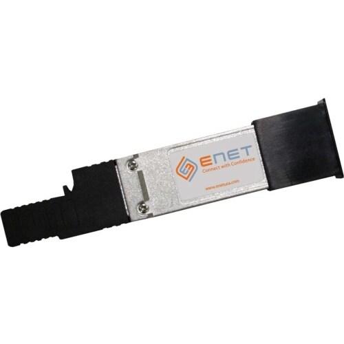 """ENET QSFP-40G-SR4-ENC Cisco QSFP-40G-SR4 Compatible QSFP-SR QSFP 850nm 150m MPO/MTP MMF 100% Tested Lifetime Warranty and"