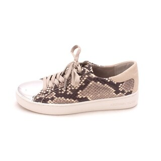 MICHAEL Michael Kors Womens frankie sneaker Leather Low Top Lace Up Fashion S... (4 options available)