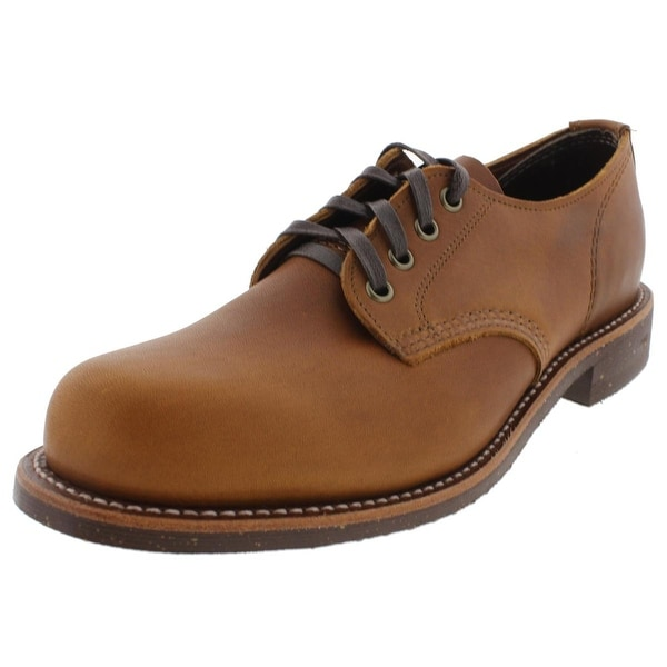 Chippewa Mens Oxfords Leather Lace Up - 9 medium (d)