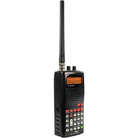 Whistler WHIWS1010B Analog Handheld Radio Scanner 1010