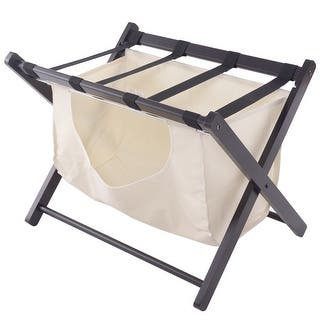 Costway Wood Folding Luggage Rack Bedroom Suitcase Stand Hamper Laundry Cloth Bag|https://ak1.ostkcdn.com/images/products/is/images/direct/8e4e635ddd01d9743289d3bda5e5ebd2d11405d1/Costway-Wood-Folding-Luggage-Rack-Bedroom-Suitcase-Stand-Hamper-Laundry-Cloth-Bag.jpg?impolicy=medium