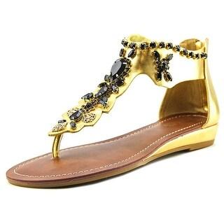 Carlos by Carlos Santana Terese Women Open Toe Synthetic Gladiator Sandal
