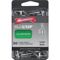 Arrow Fastener 5/32X1/2 Alum Rivet RLA5/32IP Unit: BOX