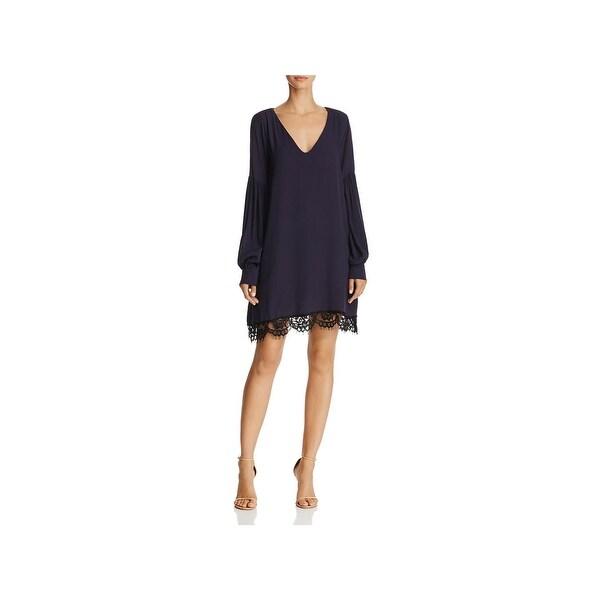 754c91bd40 Shop Muche et Muchette Womens Mini Dress A-Line Long Sleeves - Ships ...
