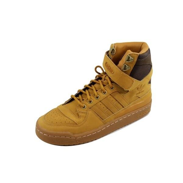 buy online 0cb2e 2a90a Adidas Menx27s Forum Hi OG MesaGum-Brown AQ5519