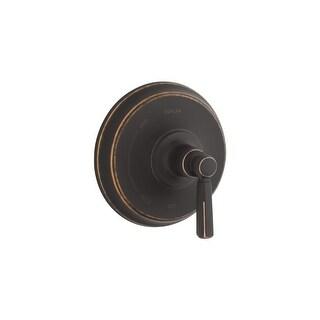 Kohler K-TS10584-4 Bancroft Valve Trim Only Rite-Temp Pressure Balanced with Metal Lever Handle
