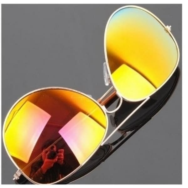 dc7d1b10d Shop UV 400 Protection Sunglasses Avaitor Style Hottest Mirror ...