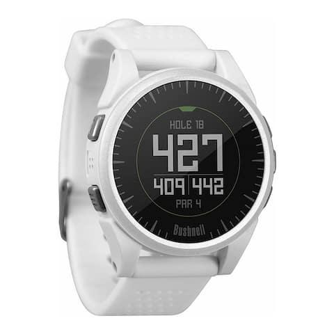 Bushnell Excel Golf GPS Preloaded Watch (White) (Refurbished)
