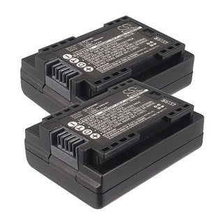 Camcorder Batteries (2-Pack) Camcorder Batteries