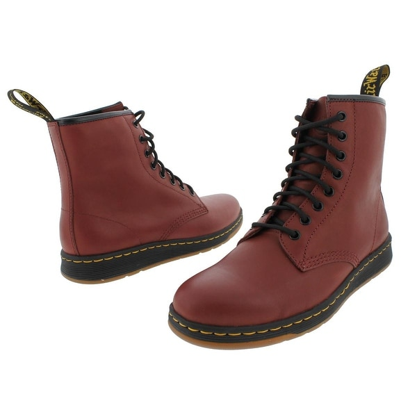 Shop Dr Martens Womens Newton Casual Boots Ankle Lightweight