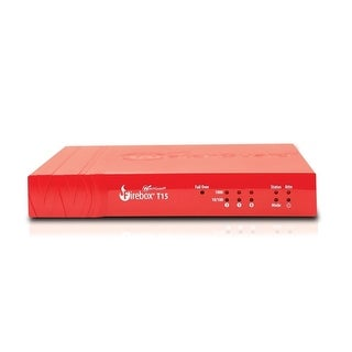 Watchguard Technologies - Trade Up To Watchguard Firebox T15 With 3-Yr Basic Security Suite (Ww)