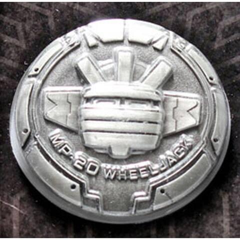 Transformers MP-20 Wheeljack Bonus Collector Coin - Multi