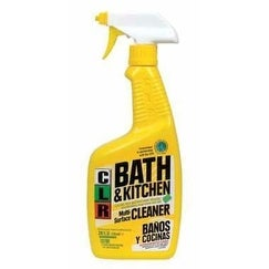CLR BK-2000 Bath & Kitchen Multi Surface Cleaner, 26 Oz