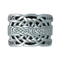 CTM® Celtic Knot Belt Buckle