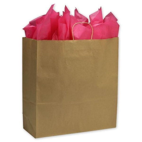 Bags Bows By Deluxe Kraft Paper Pers Jumbo Case Of 200