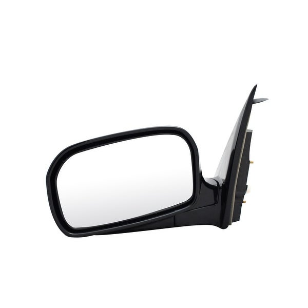 Pilot Automotive HD0809410 Honda Civic Hybrid Black Power Non Heated  Replacement Side Mirror