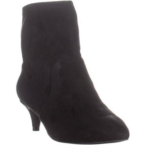 Cole Haan Harlow Stretch Ankle Boots, Black