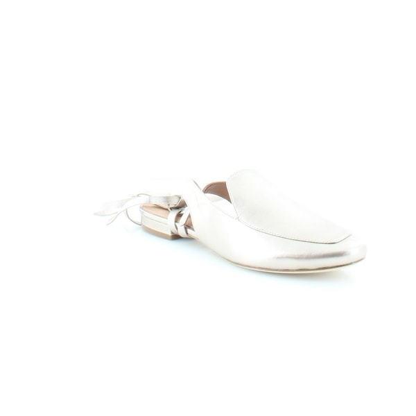 Sigerson Morrison Bena Women's Clogs & Slippers Rose Gold