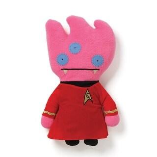 "Ugly Dolls Star Trek 12"" Plush: Tray Lt. Uhura - multi"