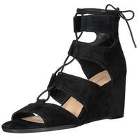 Chinese Laundry Womens Raja Open Toe Casual Strappy Sandals